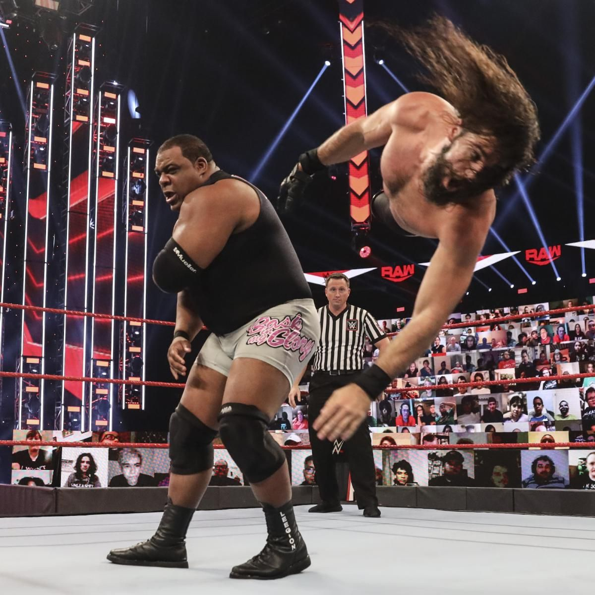 Photos Don T Miss These Amazing Images From The Red Brand Clash Of Champions Wwe Champions Wwe