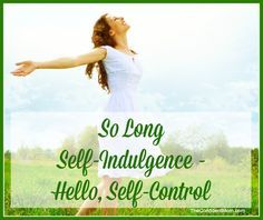 Hello Self Control!  Is this something you struggle with?  Great information and tips here!  | TheConfidentMom.com