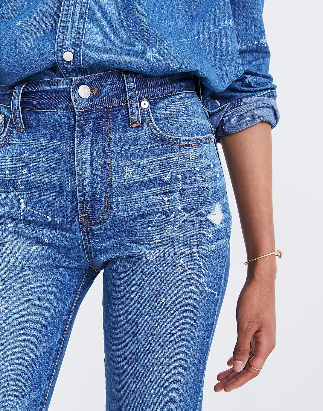 The Perfect Vintage Jean: Comet Edition
