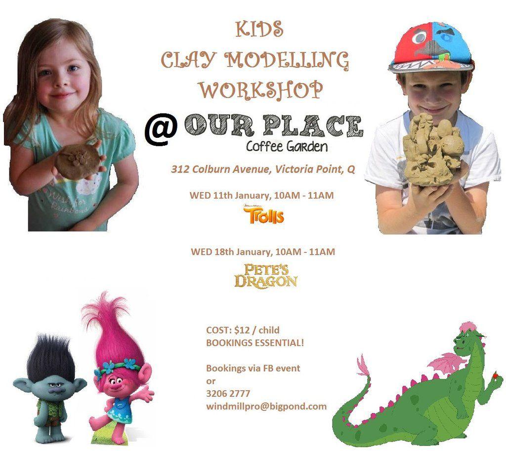 Kids Hand Modelling Workshop