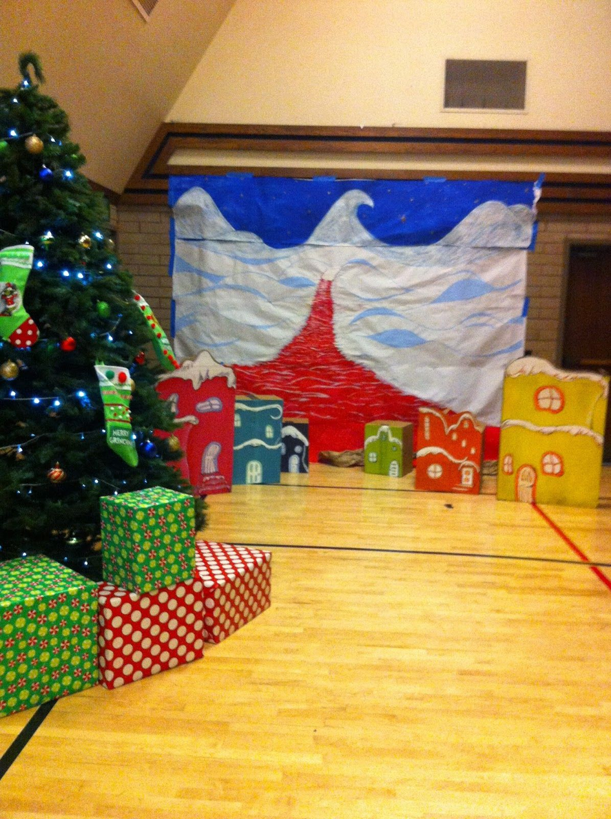 Ideas For Christmas Party Activities Part - 37: How The Grinch Found Christmas: An Lds Ward Christmas Party Or Activity