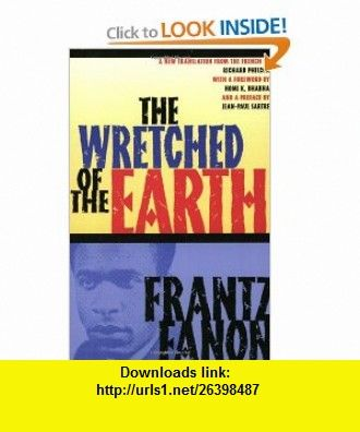 The Wretched Of The Earth Ebook