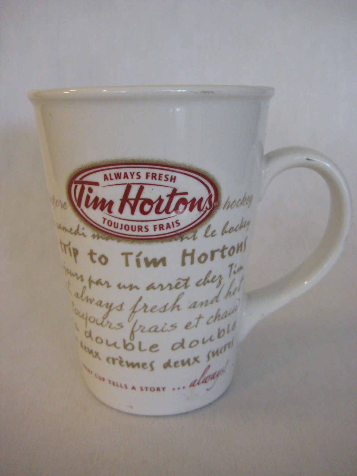 2009 Tim Horton's Always Fresh Road Trip 9 Limited