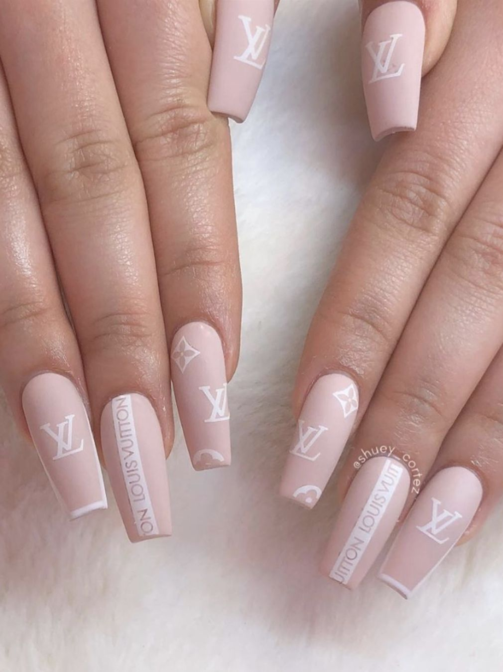 50 Stunning Spring Nails Nail Art Designs To Try This Year In 2020 Long Acrylic Nails Acrylic Nails Swag Nails Shop authentic louis vuitton kids at up to 90% off.