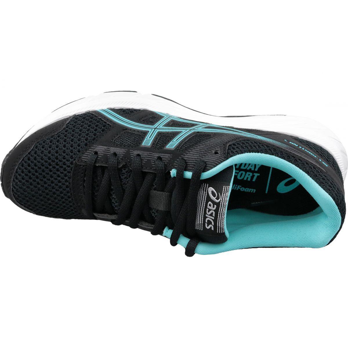 Buty Biegowe Asics Gel Contend 5 W 1012a234 003 Czarne Asics Women Shoes Running Shoes Asics Running Shoes