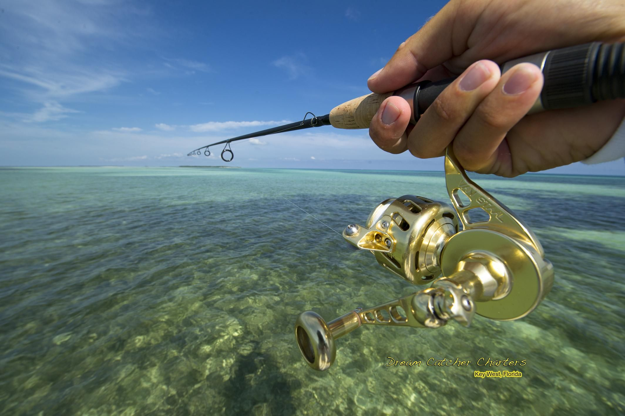 Salt Flat Fishing Astoria Resort Florida Keys Florida