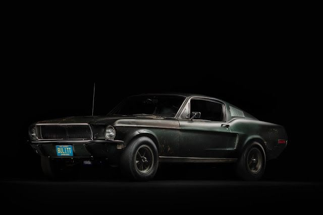 Long Lost 1968 Mustang Driven By Steve Mcqueen In Bullitt Found In A New Jersey Garage For A Few Decades Mustang Bullitt Ford Mustang Bullitt Mustang