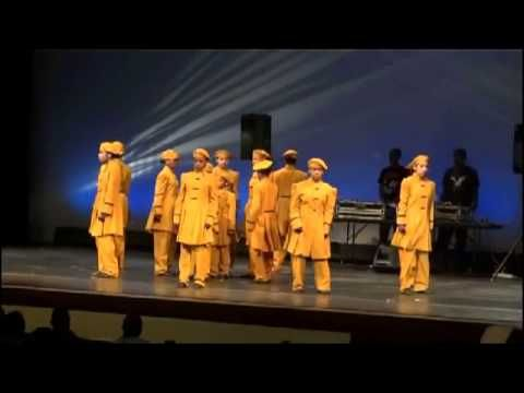 Nation of Islam Drill Team - YouTube