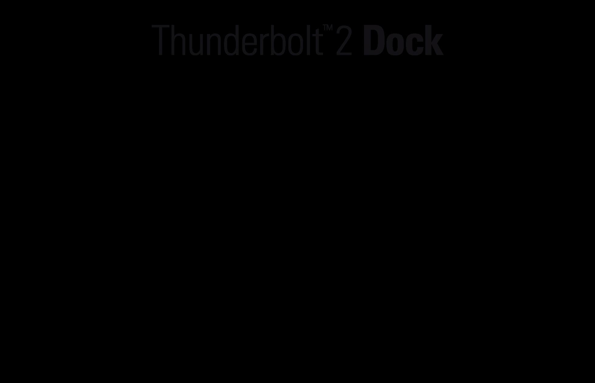 Thunderbolt 2 Dock | elgato.com