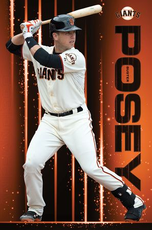 San Francisco Giants- Buster Posey 2016 Prints at AllPosters.com