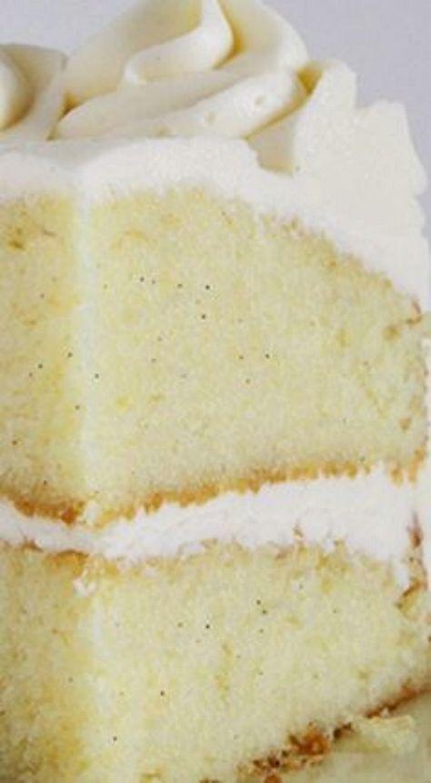 Best Vanilla Cake Recipe Ina Garten Pinterest Cake Recipes