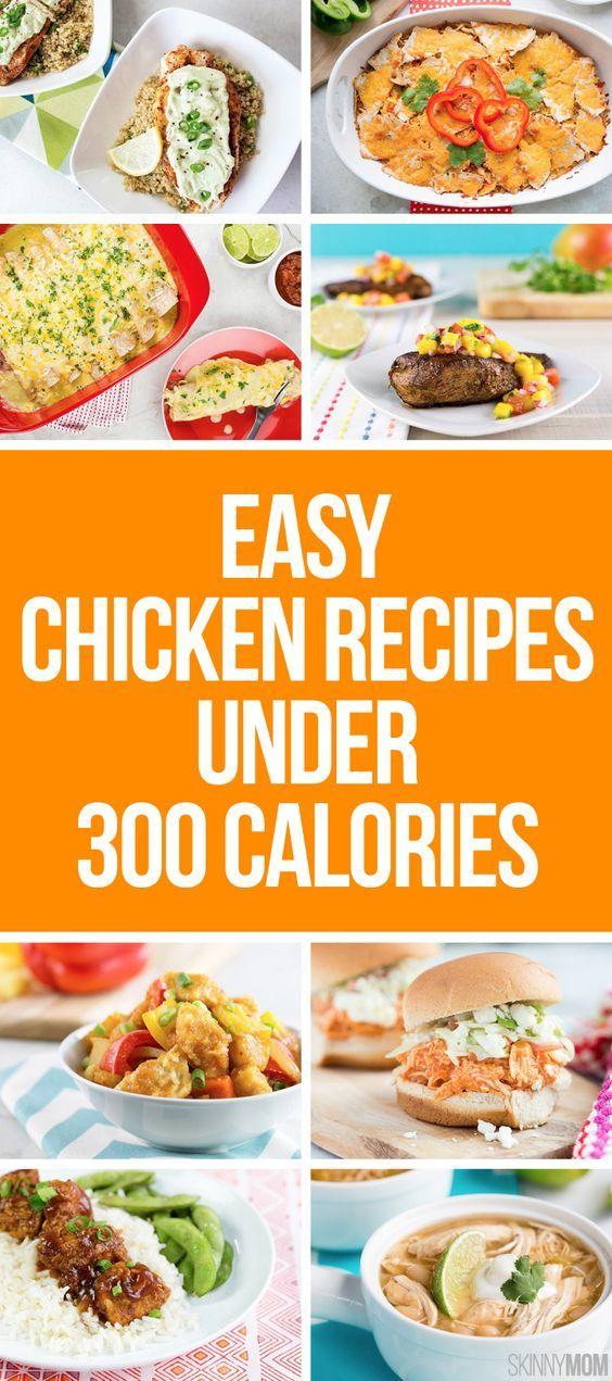 17 Chicken Recipes Under 300 Calories Healthy College Kid