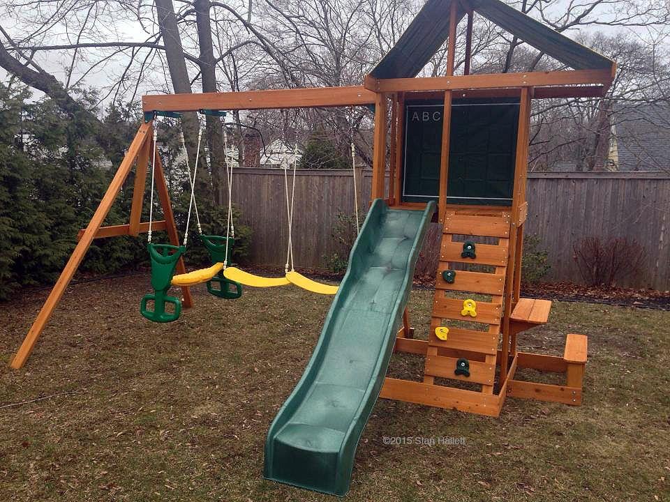 Big Backyard Springfield Ii Big Backyard Swing Set Playset