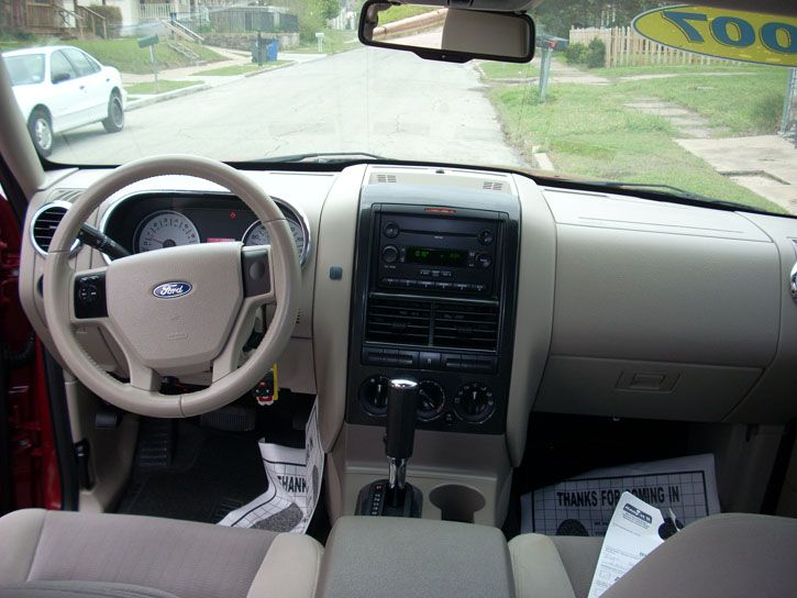 Picture of 2007 ford explorer sport trac xlt interior - Ford explorer sport trac interior parts ...