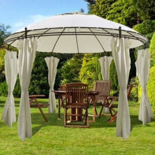 Waterproof Garden Gazebo Canopy Modern Patio Wedding Party