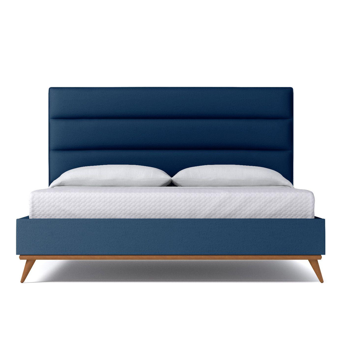 Cooper Upholstered Bed | Pinterest | Camas tapizadas, Cabecera y ...