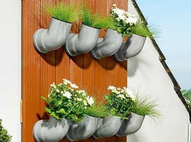"""Gardenwall """"Hanging Gardens"""" Garten, Pflanzen und Toom"""