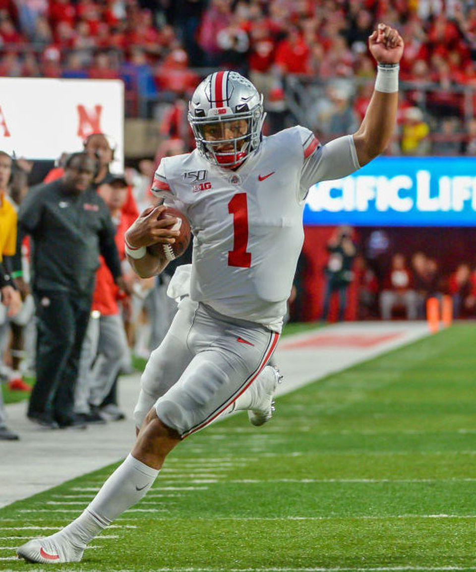 How Ohio State quarterback Justin Fields takes the heart out of defenses