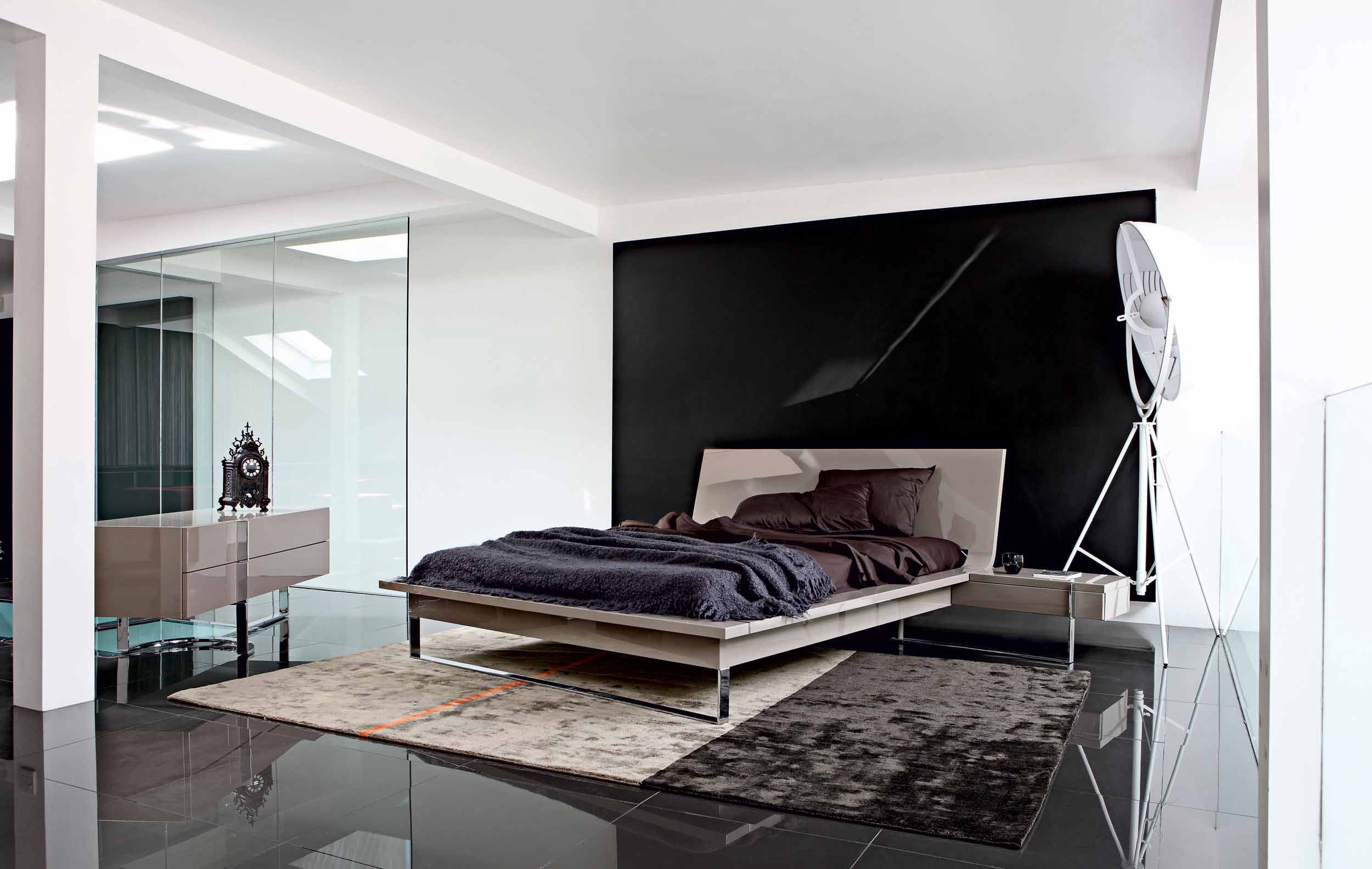 wonderful bedroom designsroche bobois - image 07 : luxurious