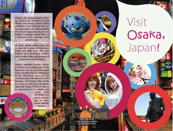Travel Brochure Adphutureowlie Pinterest Travel Brochure