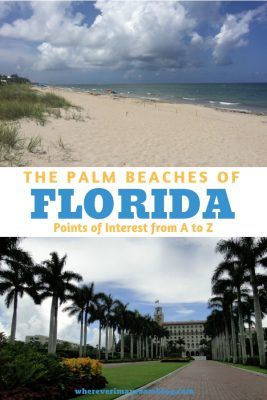 The Palm Beaches of Florida is one of the state's greatest treasures. #florida #beaches #thepalmbeaches #palmbeach #westpalmbeach #delraybeach #palmbeachgardens