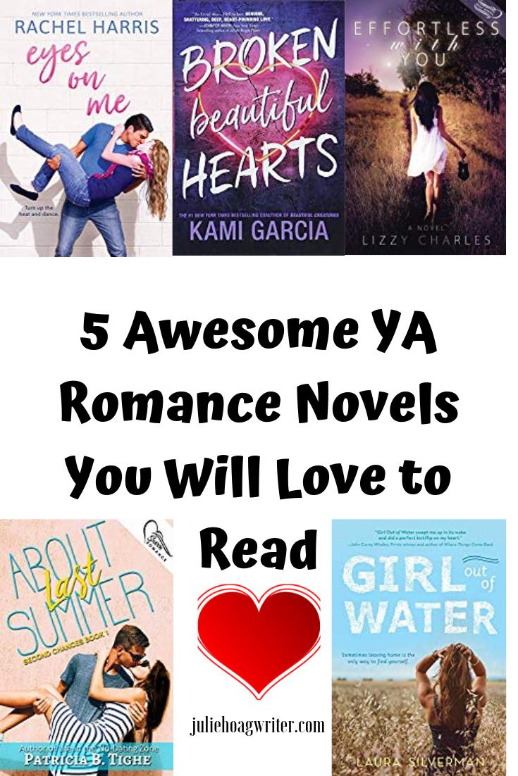 Five Awesome YA Romance Novels You Will Love to Read | Kids