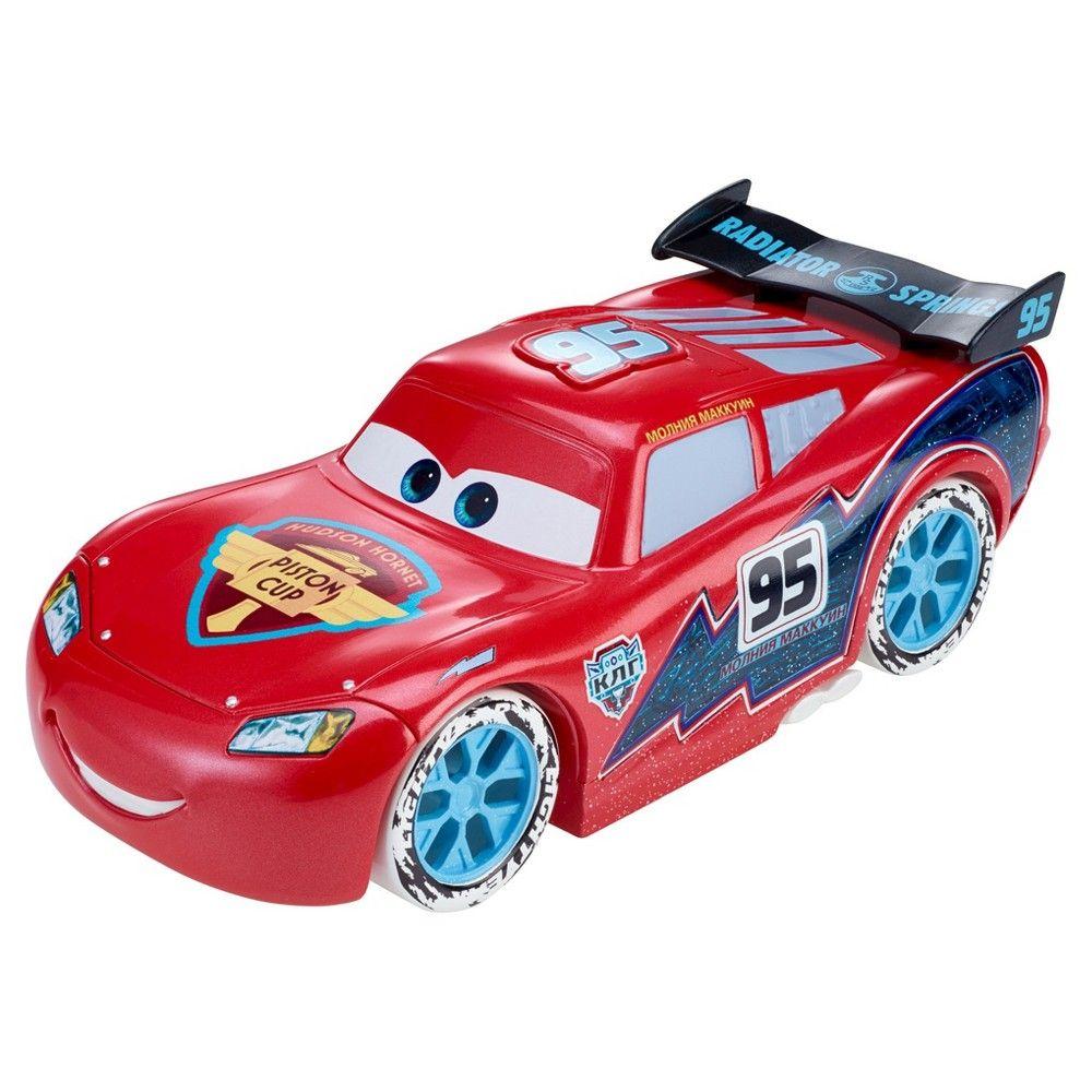 Disney/Pixar Cars Ice Racers 124 Scale Lightning McQueen