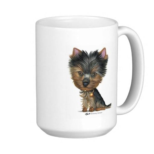 Gracie (Yorkshire Terrier) Coffee Mugs