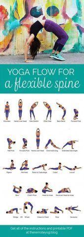 33 Trendy Ideas Fitness Challenge Flexibility Yoga Workouts  33 Trendy Ideas Fitness Challenge Flexi...
