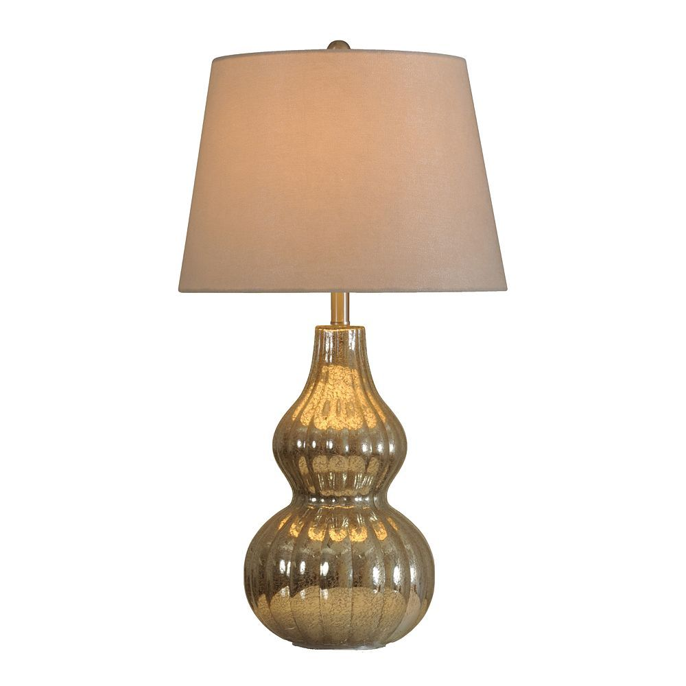 Kohls Table Lamps Fascinating Antiqueinspired Silver Makes A Shining Solution#lamp #homedecor Decorating Inspiration
