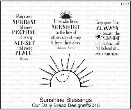 sunshine with sunglasses rubber stamp - Google Search