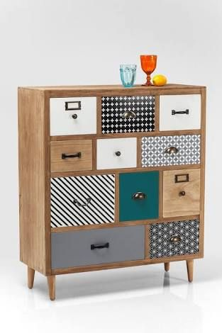 Image result for comoda cajones madera | furniture | Pinterest ...