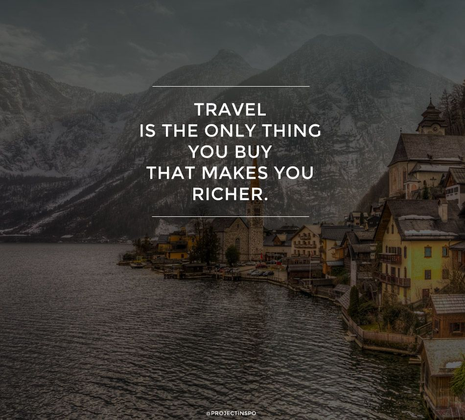 Genial The Most Inspirational Travel Quotes | @projectinspo