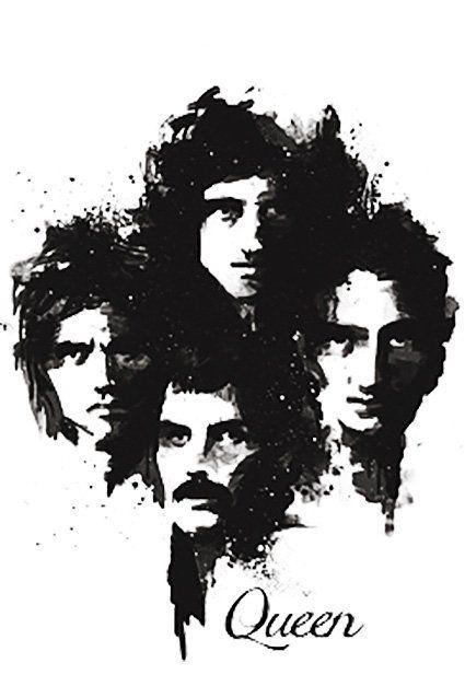 Camiseta Queen Em 2020 Loja De Camisetas Posteres De Rock E Queen