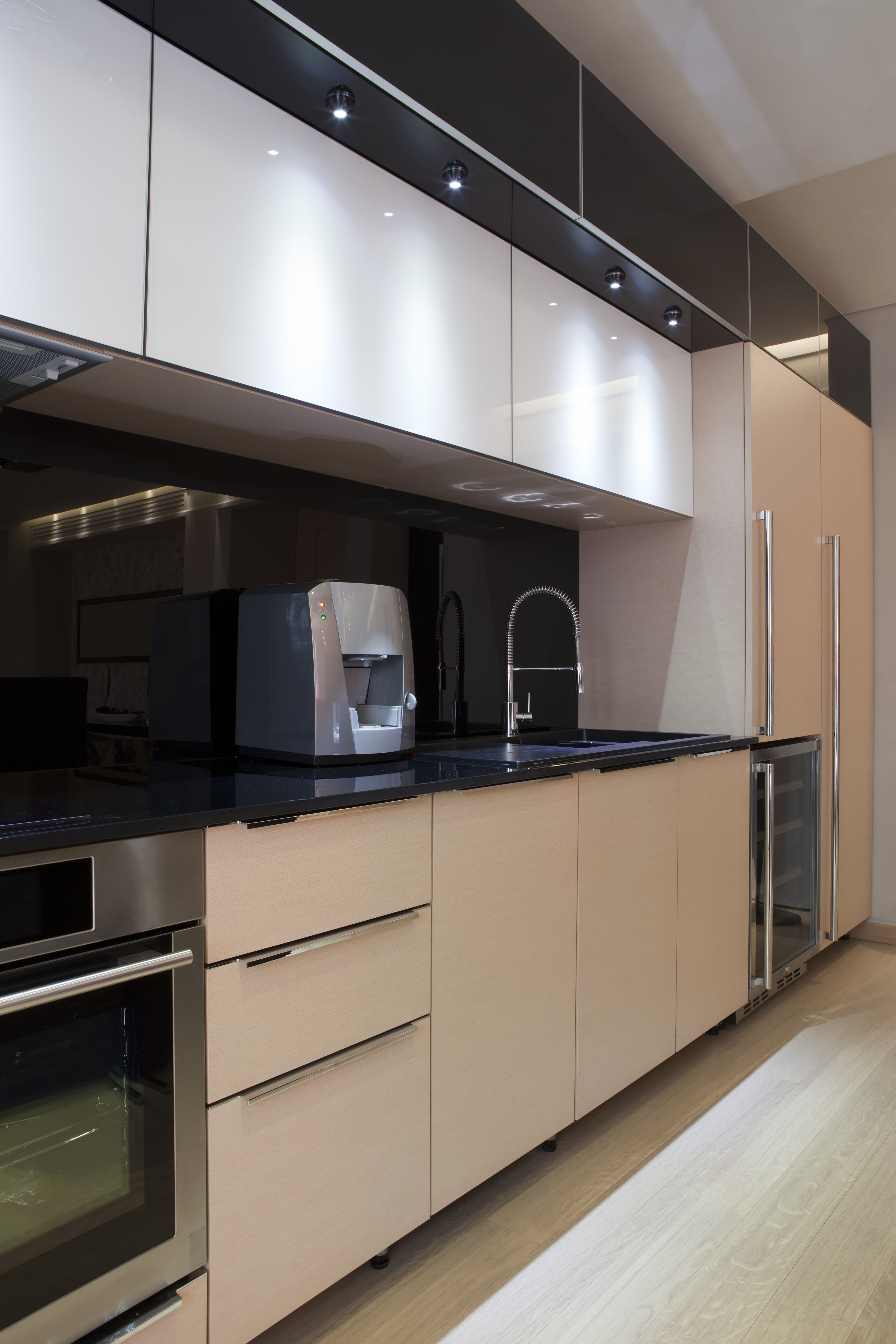 Luces muebles altos cocina pinterest ideas para for Muebles altos de cocina