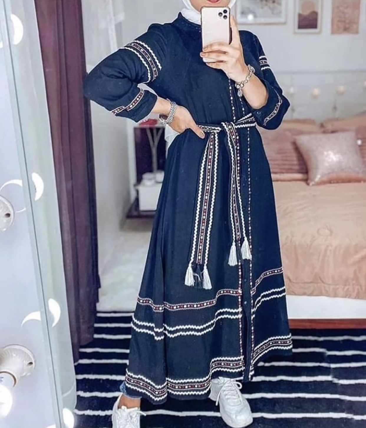 Pin By Lenover Flower On D R E S S E S In 2020 Muslim Fashion Outfits Muslimah Fashion Outfits Hijab Fashion Summer