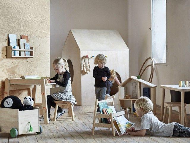Ikea kids envoie du bois mobilier enfant mobilier