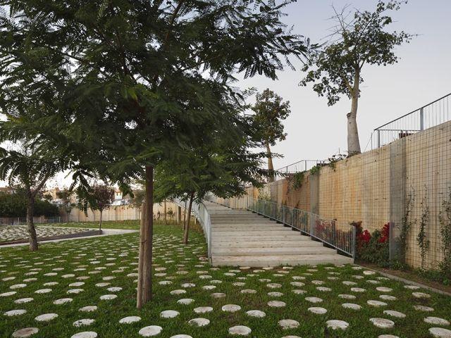New Barrio de la Música Park - News - Frameweb