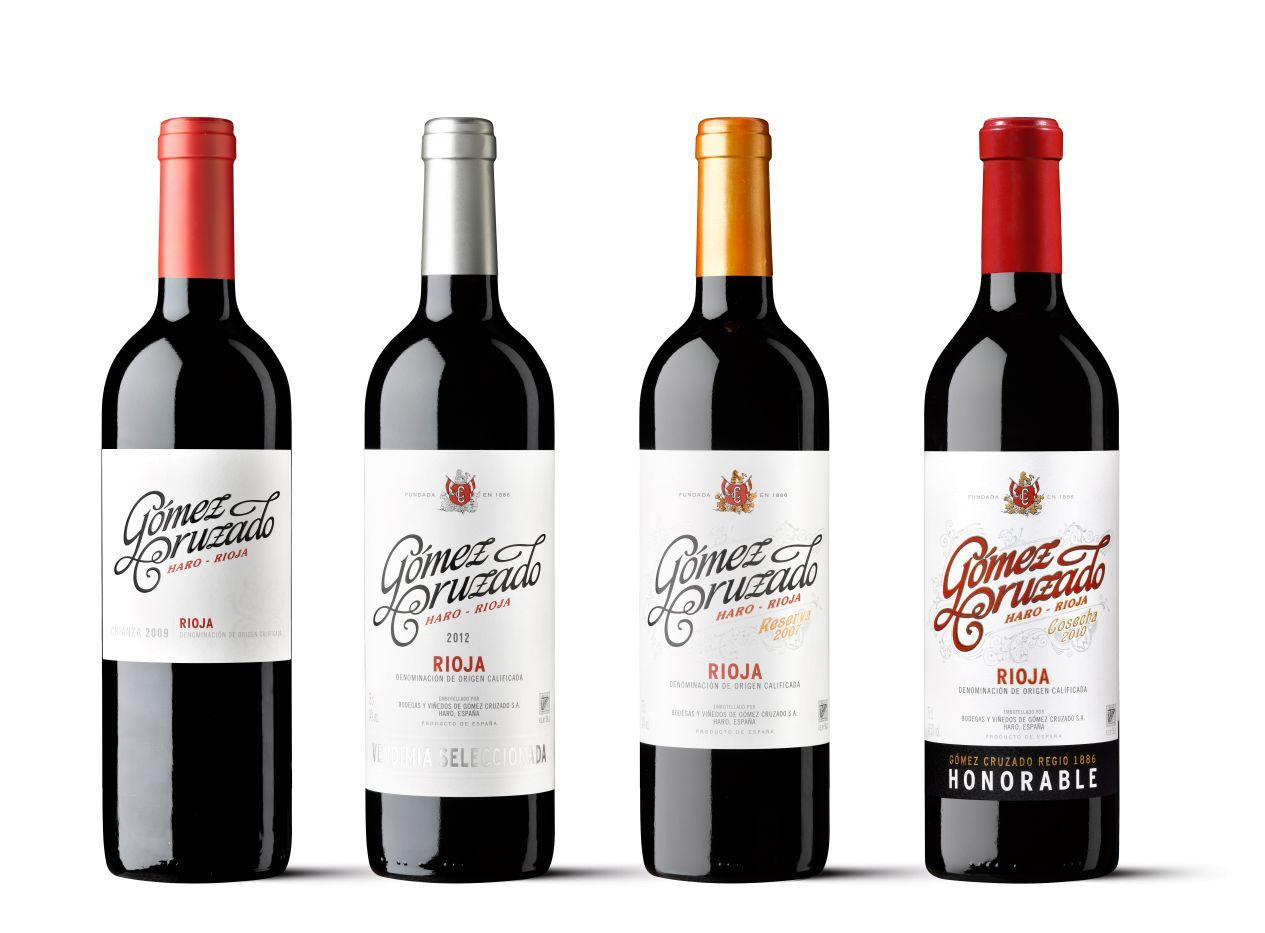 Vinos Gómez Cruzado x Calcco #packaging