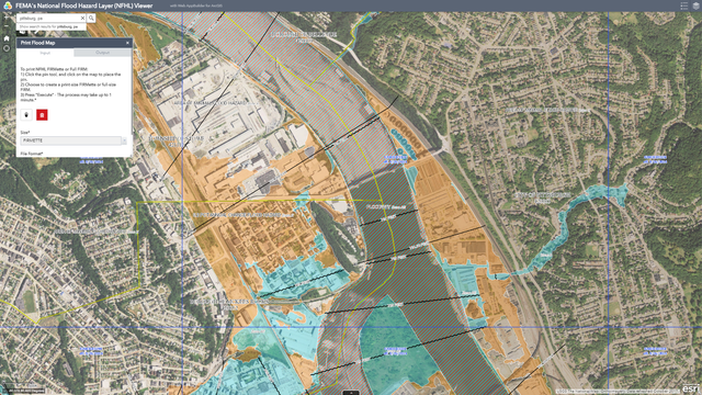 This Is A Great Tool For Looking Up Properties In Flood Zones