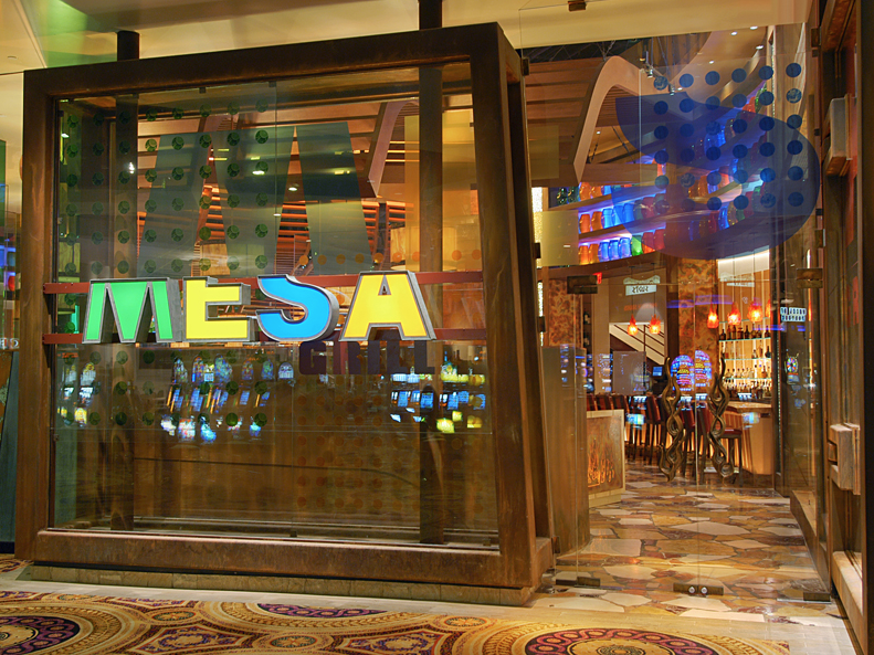 Bobby Flay's Mesa Grill Las vegas restaurants, Vegas