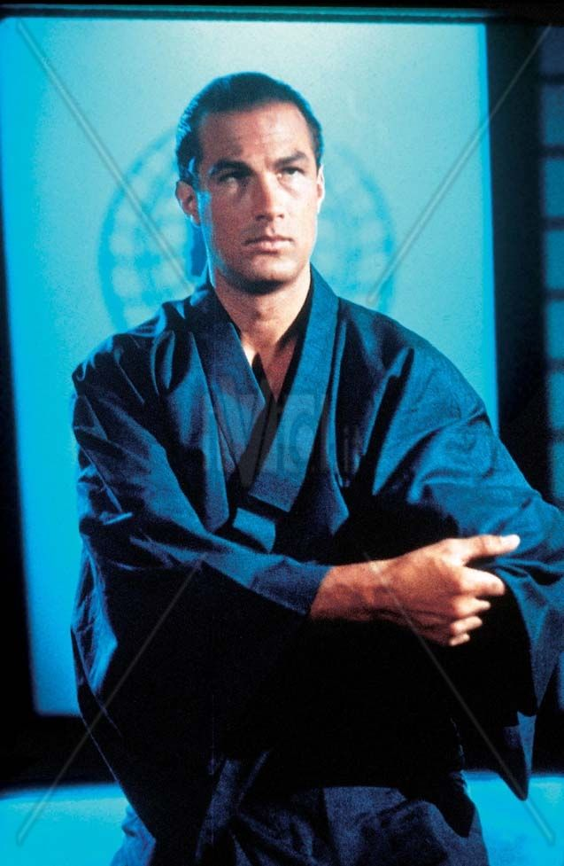 Steven Seagal....... He is the man!!!!!!!!!!!!!!!