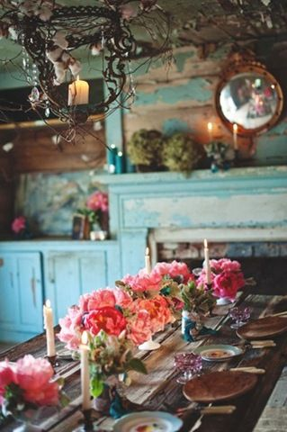 Whimsical Gatherings southern comfort tablescape