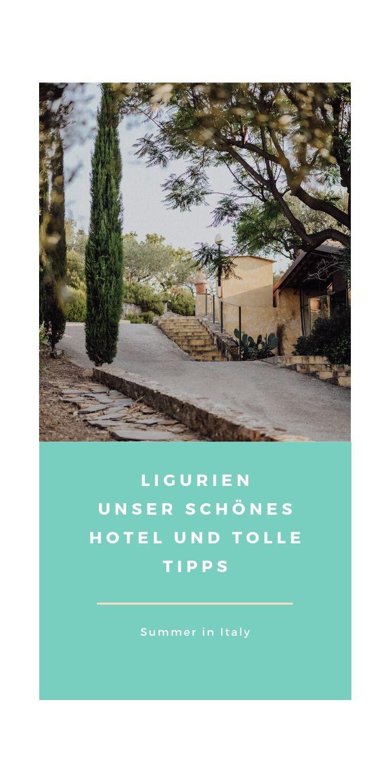 Ligurien Tipps Hotel Ligurien Ligurien Italien Italien