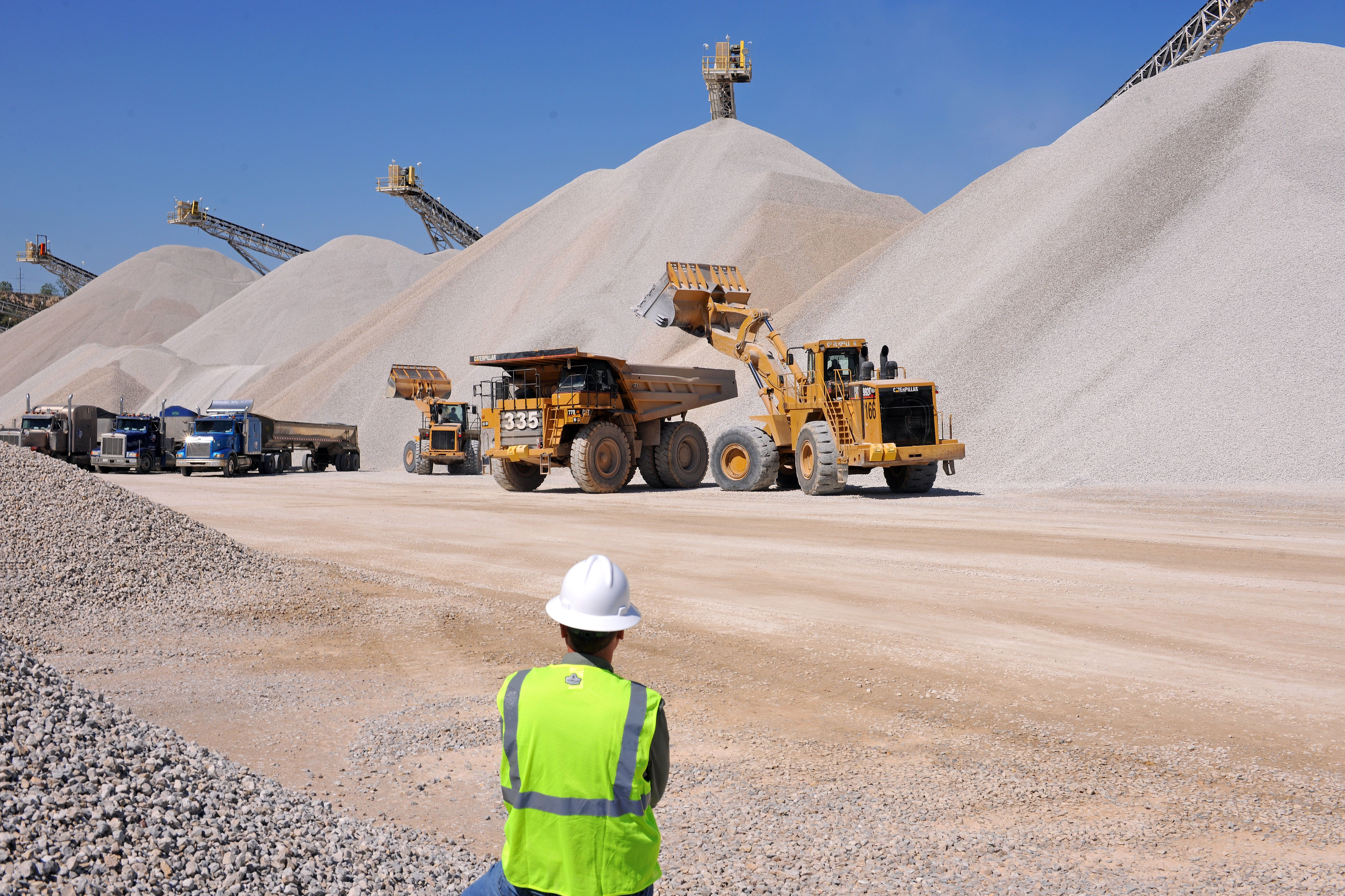 At Lehigh Hanson, we take pride in the work we do  | Aggregates