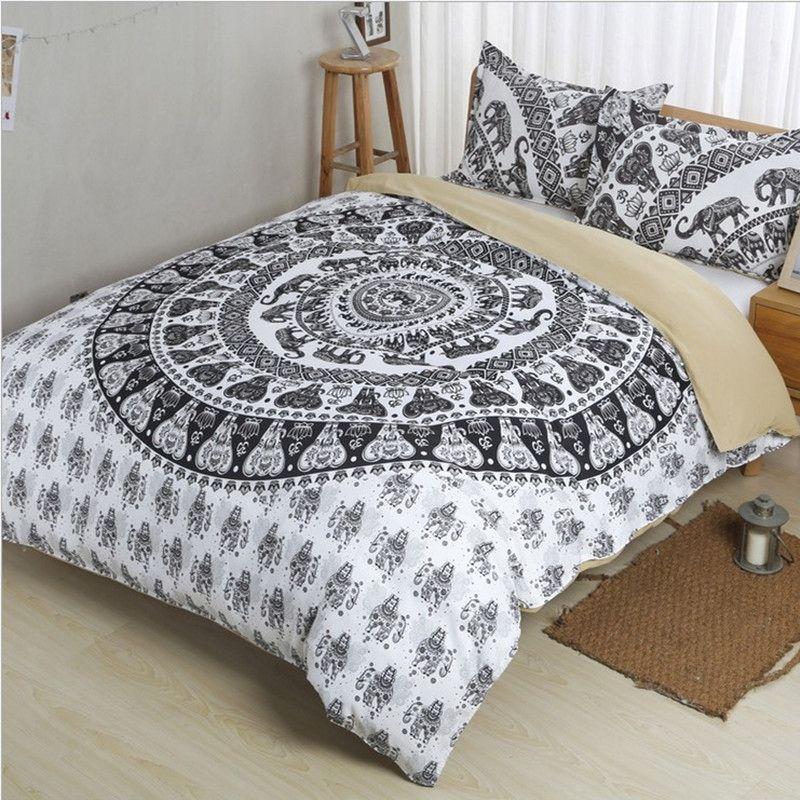 3d Mandala Print Bedding Sets Mandala Sheets Mandala Bedspread Boho Bedding Bohemian Bedding Mandala Comforter Boho Bedding Sets Boho Bedding Print Bedding