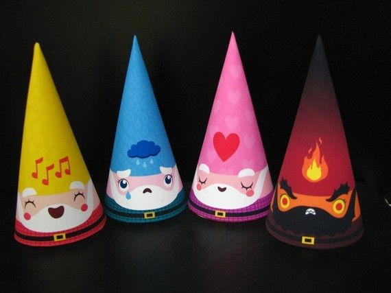 Emotion cones - touchy feely dimension for those who need some help when interpreting their feelings