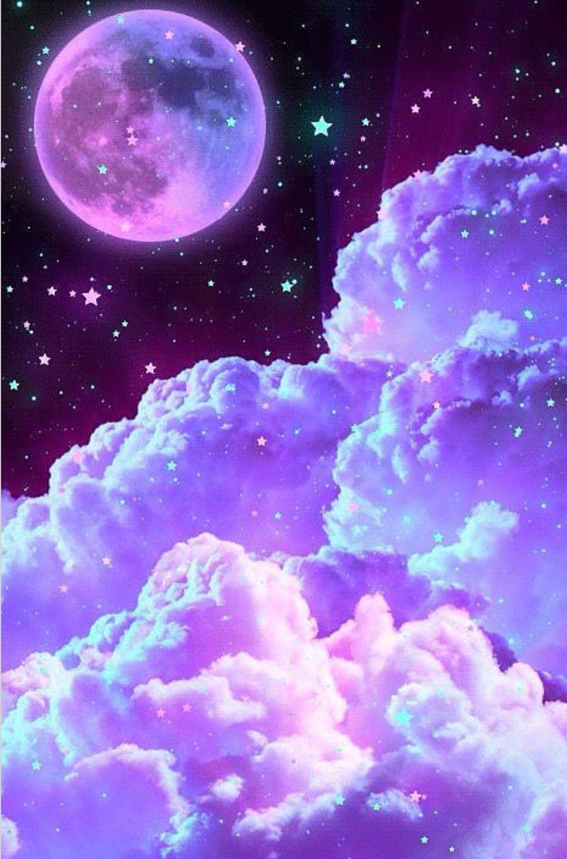 Pin By Kitti On Favorite Artwork Galaxy Wallpaper Pretty Wallpapers Cute Galaxy Wallpaper