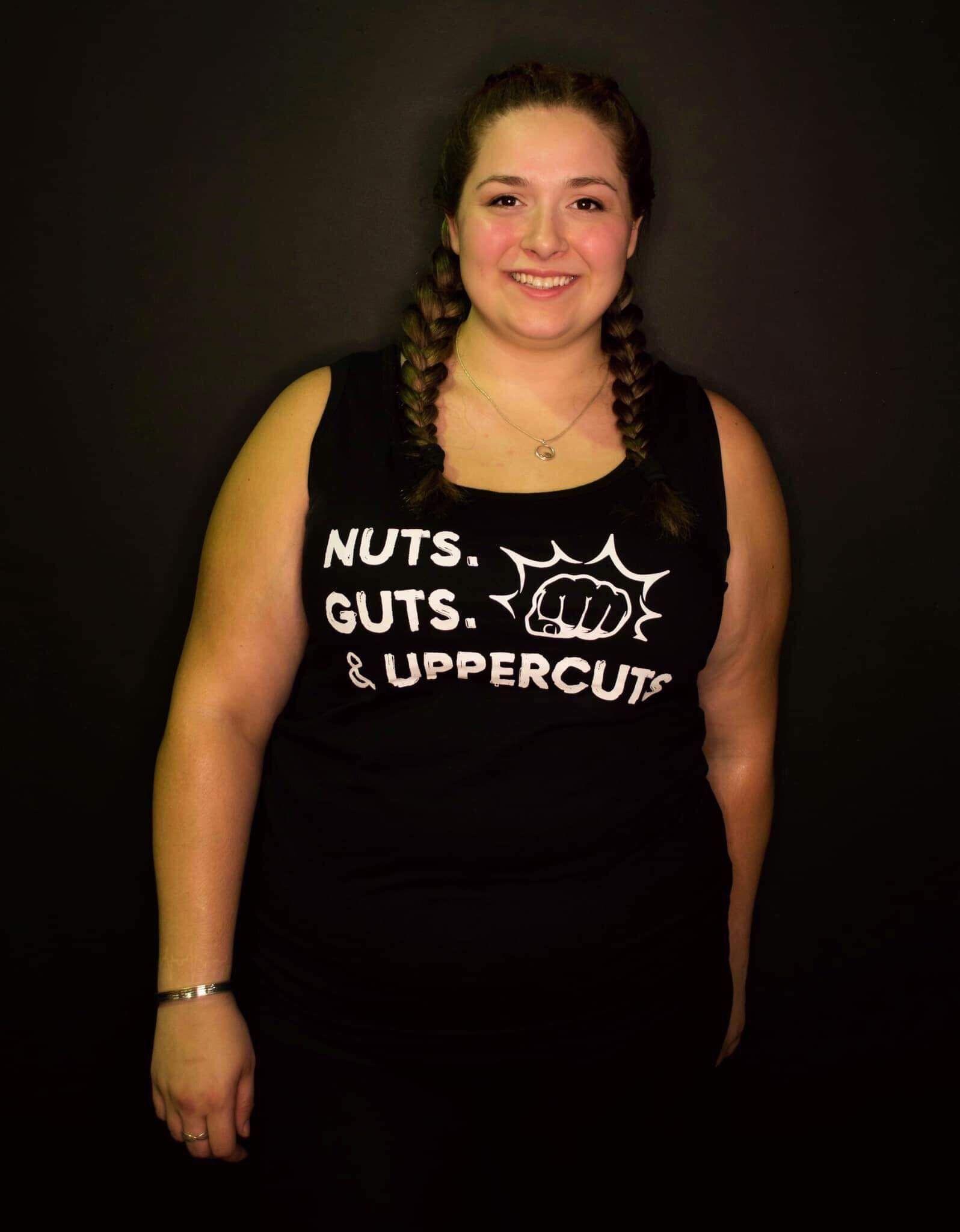 Nuts Guts Uppercuts Tanktop Fit Life Mma Fighters Fashion