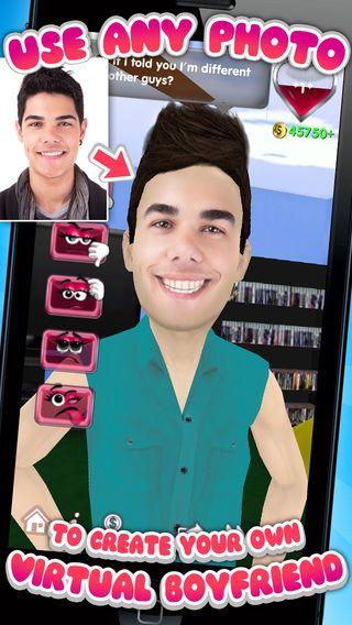 virtual games where you can have a boyfriend